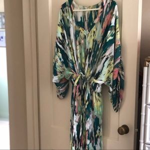 Melissa McCarthy maxi dress